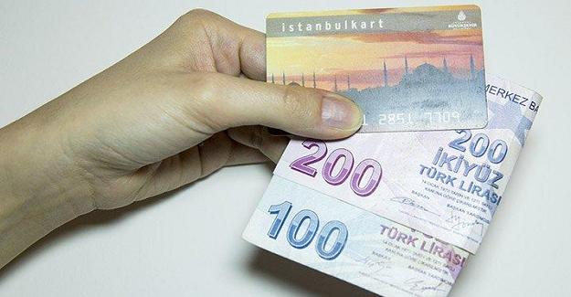İstanbul'da En Fazla Akbil Kullanılan Yıl, Geçen Yıl Oldu