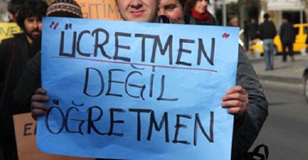 Korona Salgını Ücretli Öğretmenleri Vurdu