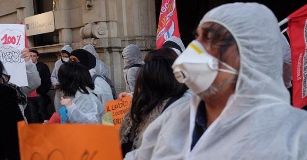 Korona Virüs Yüzünden İtalya'daki Tüm Okullar Kapatıldı