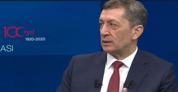 Milli Eğitim Bakanı Ziya Selçuk'dan Okul Tatil Süresine Ve Gündeme Dair Önemli Açıklamalar.
