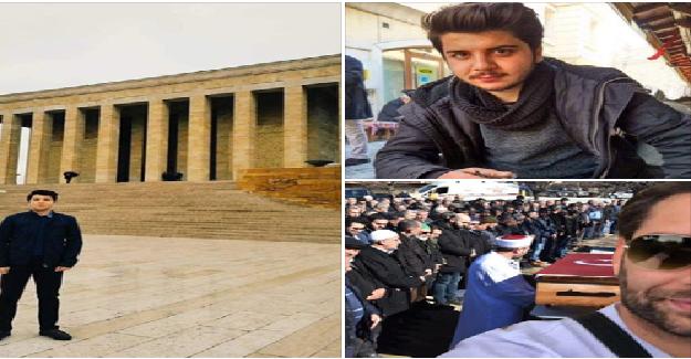 Üniversitesi öğrencisi , Erasmus programı ile eğitim gördüğü Polonya'da PKK'lı teröristler tarafından haince öldürülmüştü