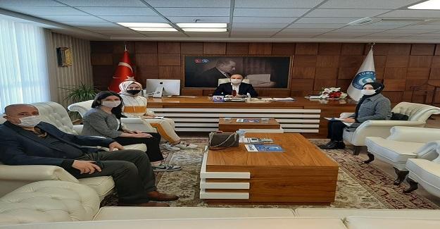 18 Mart'ta Ataması Yapılan Öğretmenlerden Türk Eğitim Sen'e Ziyaret