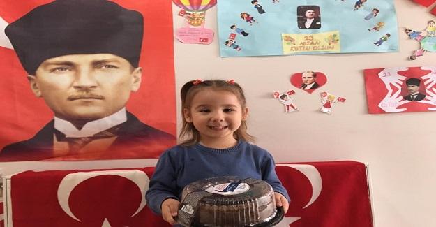 Aydın Valisi Yavuz Köşger'den 5500 Çocuğa Yaş Pasta Sürprizi