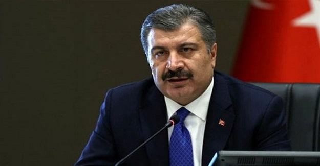 Sağlık Bakanı Fahrettin Koca 18 Nisan Tarihli Vaka Ve Ölü Sayısını Açıkladı