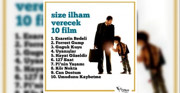 SİZE İLHAM VERECEK 10 FİLM