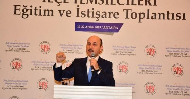 Talip Geylan Prof. Dr. Ercüment Ovalı'ya Sahip Çıktı