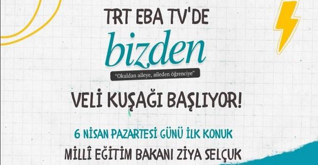"""UZAKTAN EĞİTİMDE """"VELİ KUŞAĞI""""NI ZİYA ÖĞRETMEN BAŞLATIYOR"""