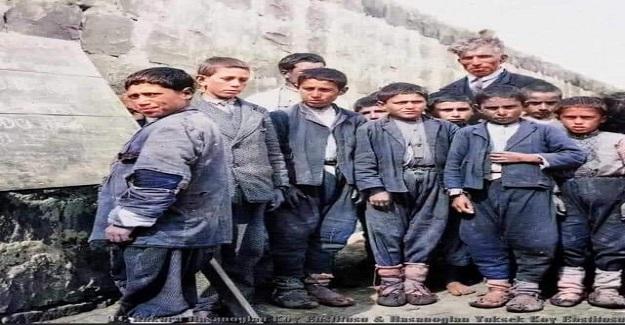 Anadolu bozkırından, Çorum'un bir köyünden Hasanoğlan'a öğrenci olarak gelen Ali Çuhadar. Köyünden okula yeni gelmiş