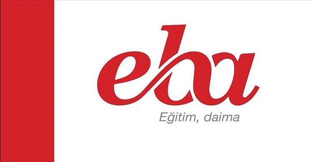EBA Tv'nin 11-15 Mayıs Haftalık Ders Çizelgesi