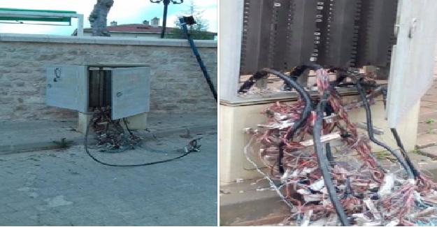 İnternet Kutusuna Zarar Verdiler, Uzaktan Eğitim Gören Öğrenciler 3 Gündür İnternetsiz Kaldı