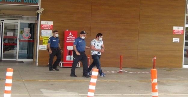 Okula Giren 2 Şüpheli Polis Ekipleri Tarafından Yakalandı