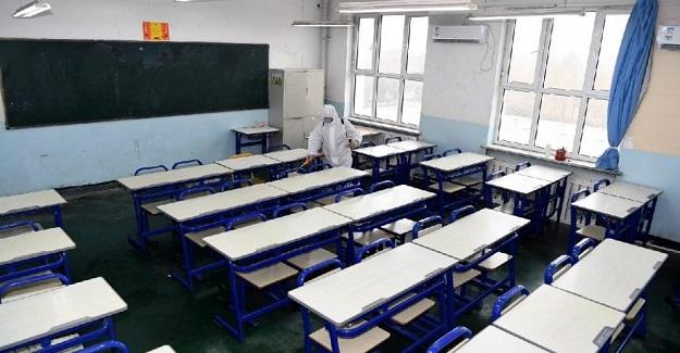 Okulların 1 Haziran'da Açılma Kararını Bilim Kurulu Ve Sağlık Bakanlığı Verecek