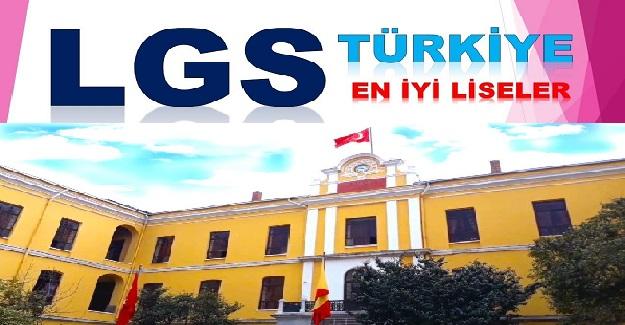 Türkiye'nin 2019-2020 Yılı En İyi Liseleri Sıralaması