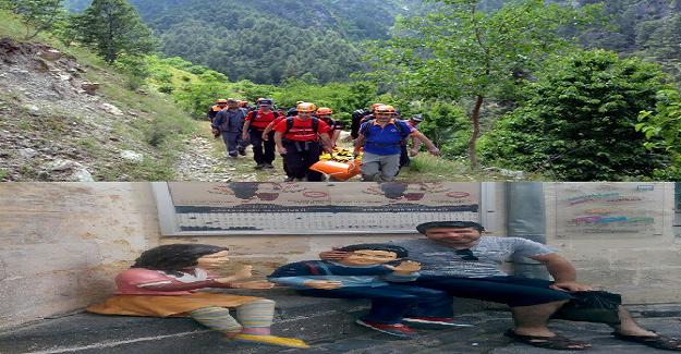 Amatör Dağcılık Yapan Murat Kargın Adlı Öğretmen, 450 Metre Yükseklikten Düşerek Hayatını Kaybetti