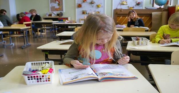 Bu Ülkede Öğrenciler Okula Not İçin Gitmiyor