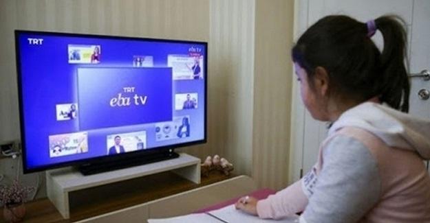 EBA Tv'nin 8-12 Haziran Tarihli Yayın Akışı Belli Oldu