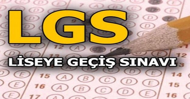 2020 Yılı LGS Sayısal-Sözel Bölüm Soruları ve Cevapları MEB Tarafından Yayınlandı