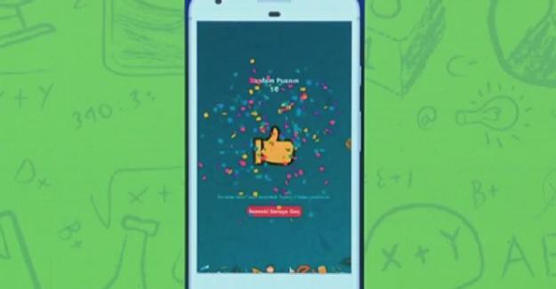 Bakan Ziya Selçuk 5, 6 ve 7. sınıf öğrencilerimiz için geliştirilen mobil uygulamayı tanıtıyor