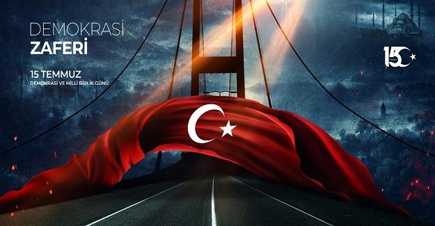 Bakan Ziya Selçuk'un 15 Temmuz Demokrasi Ve Birlik Günü Mesajı