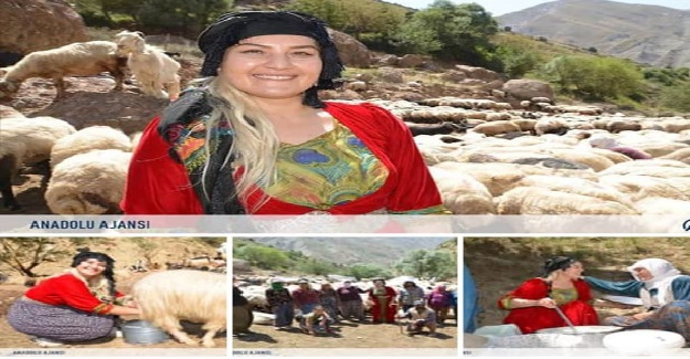 Hakkari Yüksekova 'da Mutlu Bir Köy Öğretmeni Alime Taşcı İle Tanışın
