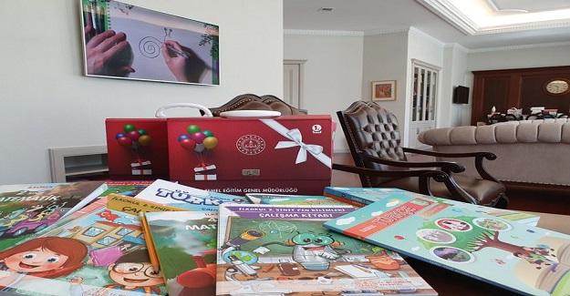 MEB Birleştirilmiş Sınıf Yapan 7000 Okuldaki Çocuklara Çalışma Kitabı Hazırladı
