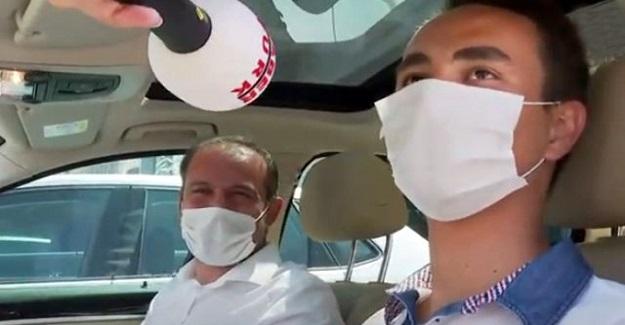 YKS'de Birinci Olan Öğrencisine Arabasını Hediye Etti