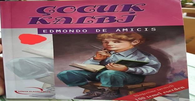 """""""Çocuk Kalbi"""" Çocuklara ahlaki değerleri öğretme açısından mükemmel bir kitap."""
