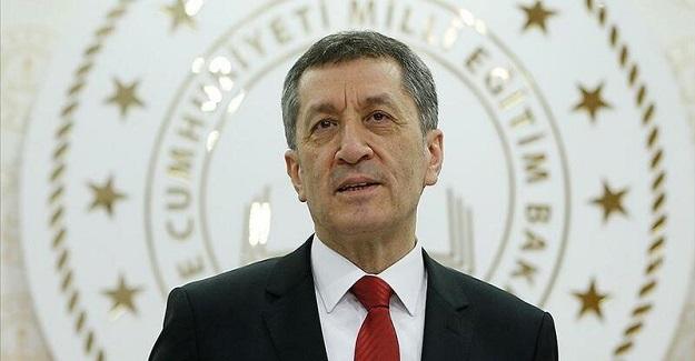Milli Eğitim Bakanı Ziya Selçuk'tan Önemli Mesaj