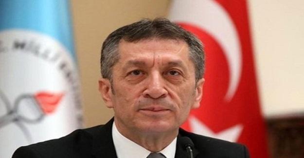 Milli Eğitim Bakanı Ziya Selçuk'tan Velilere Ve Öğrencilere Özel Mesaj