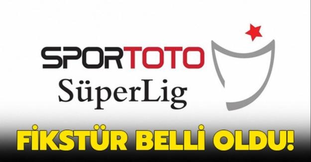 Süper Lig 2020-2021 sezonu fikstür çekildi! İşte derbi tarihleri...
