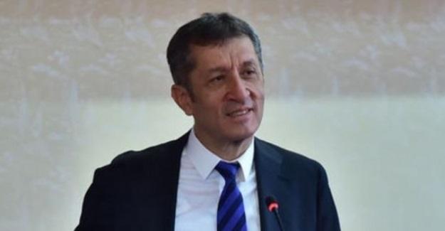 Bakan Ziya Selçuk, Okul Müdürlerine Şu Şekilde Hitap Ediyor
