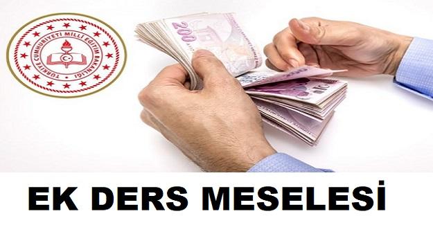 EK DERS MESELESİ