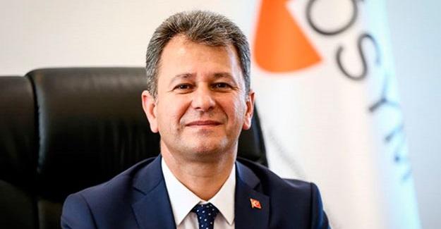 ÖSYM Başkanı Halis Aygün'den Sınavlara İlişkin Açıklama