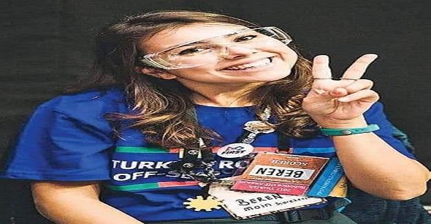 İngiliz Kraliyet Ailesi'nden eğitim bursu alan ilk Türk Öğrencisi Beren'in Büyük Başarısı