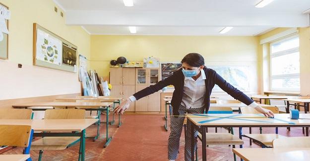 Kademeli Olarak Başlayan Okullarda Pozitif Vaka Çıkarsa Ne Olacak?