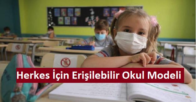 """Milli Eğitim Bakanlığı """"Herkes İçin Erişilebilir Okul Modeli"""" tasarlamaya hazırlanıyor"""