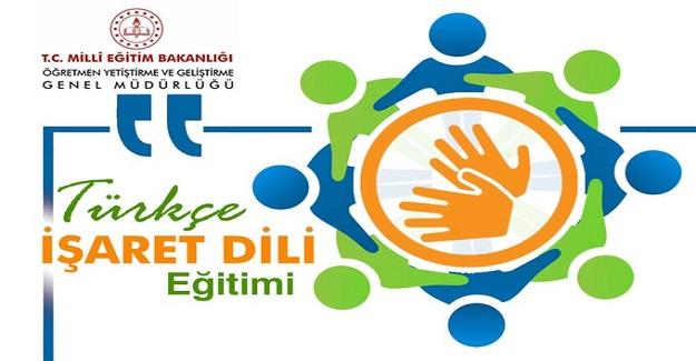 Türkçe İşaret Dili Eğitimi