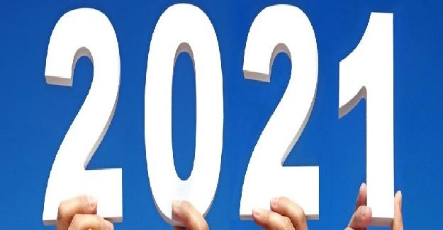 2021 Yılında 9 Günlük Resmi Tatil Geliyor