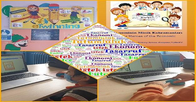Etwinning Projesi Uzaktan Eğitim İle Devam Edecek