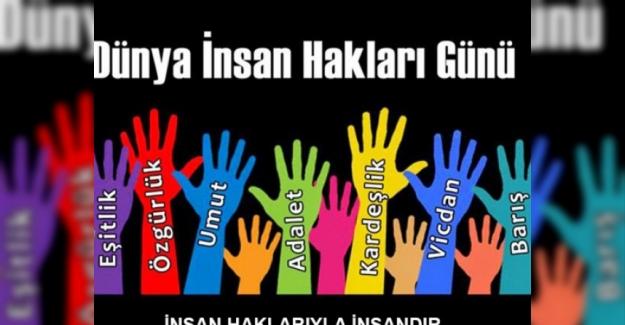 İnsan Hakları ve Demokrasi Haftası (10 Aralık gününü kapsayan hafta)