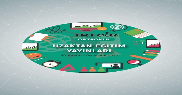 TRT-EBA TV Uzaktan Eğitim Yayınları
