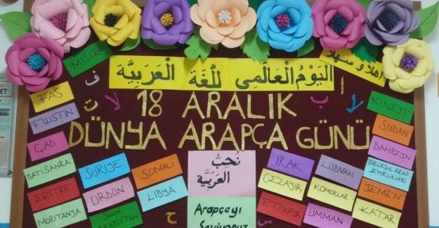 18 Aralık Dünya Arapça Günü