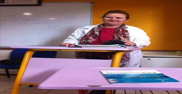 Bir Öğretmenimiz Daha Korona Nedeniyle Hayatını Kaybetti