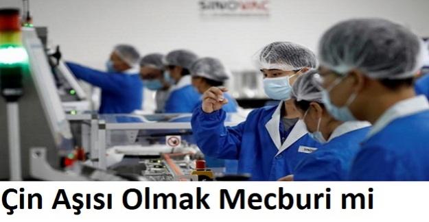 Çin Aşısı Olmak Mecburi mi? Korona Aşısı Ne Kadar Etkili Olacak?