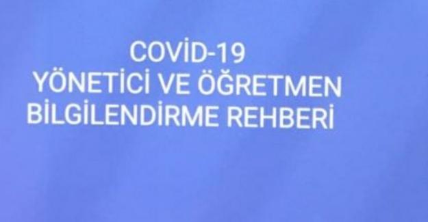 Covid-19 Yönetici-Öğretmen Bilgilendirme Rehberi