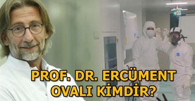 Ercüment Ovalı kimdir? Prof. Dr. Ercüment Ovalı aslen nerelidir, kaç yaşındadır?