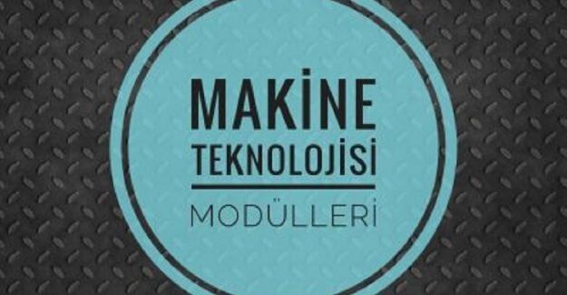 Makine Teknolojisi Alanı Tüm Sınıflar ve Dersler Megep Modülleri İndir