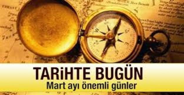 MART AYINDA KUTLANAN ÖNEMLİ GÜN VE HAFTALAR