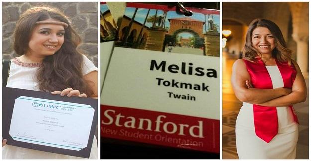 Melisa'nın Manisa Salihli BİLSEM'den Silikon Vadisi'ne uzanan bir başarı hikâyesi..