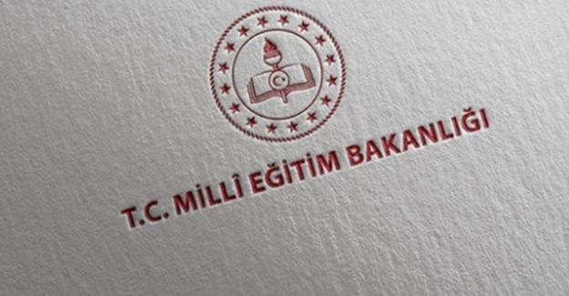 Milli Eğitim Bakanlığının Sınavların Ertelenmesiyle İlgili Resmi Yazısı